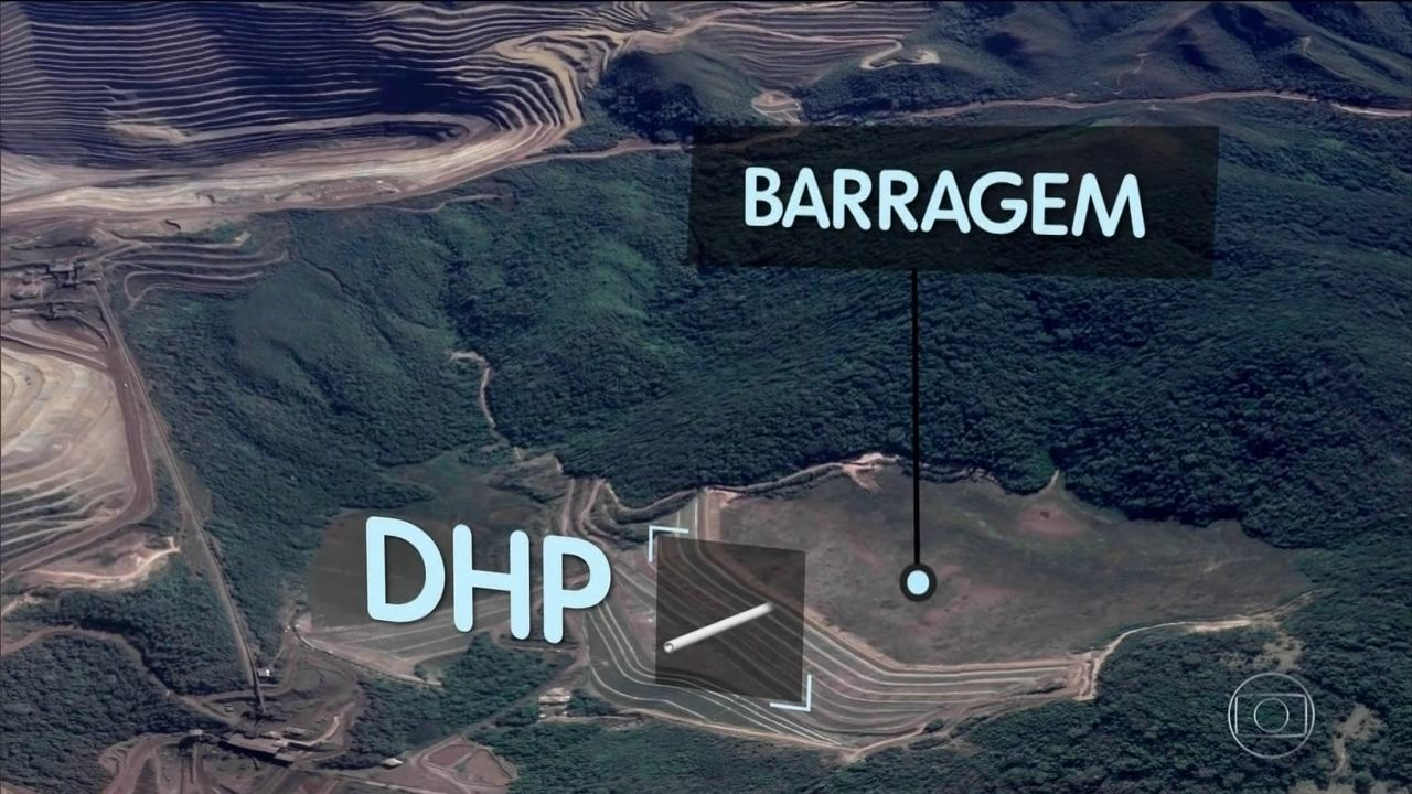 Força tarefa afirma que equipamentos indicaram alteração de volume de água na barragem