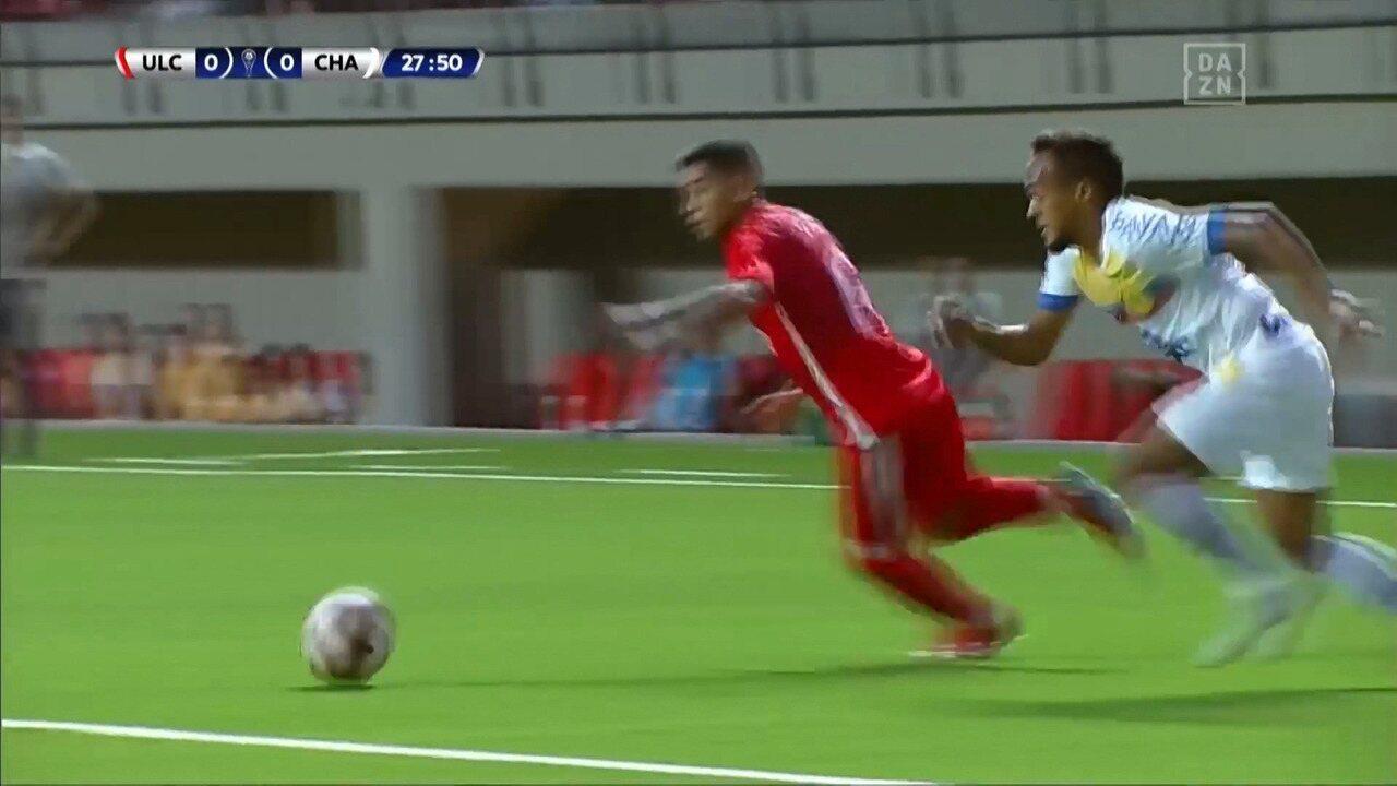 Melhores momentos de Unión La Calera 0 x 0 Chapecoense pela Copa Sul-Americana