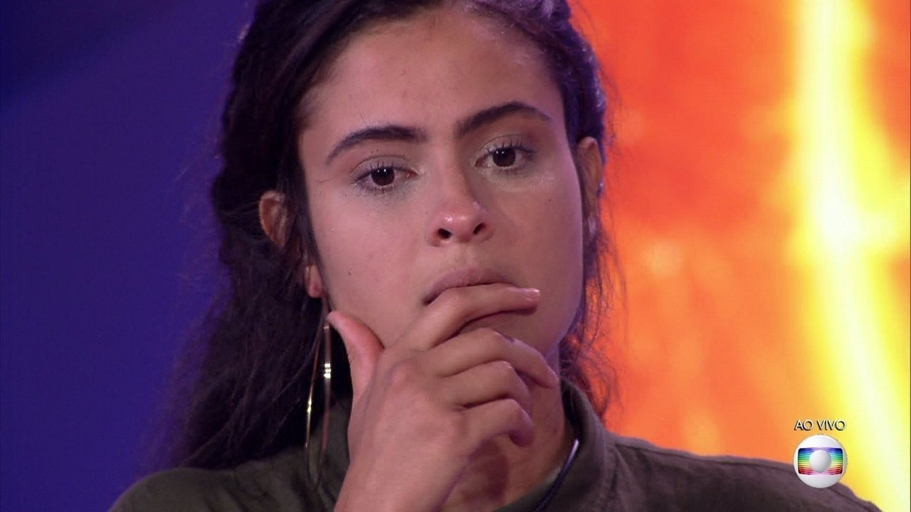 Hana é a terceira eliminada do BBB19