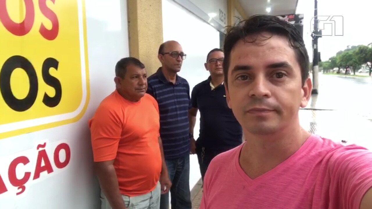 Denúncia de usuários de clínica de trânsito em Santarém