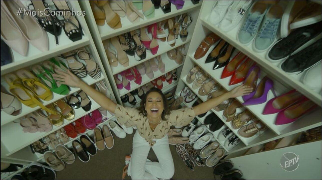 'Tá Na Moda': Cris mostra as tendências dos calçados para o verão!
