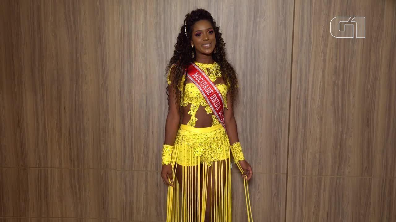 Conheça Suelen Higino Vitorino Freitas, representante da MUG no Garota do Samba 2019