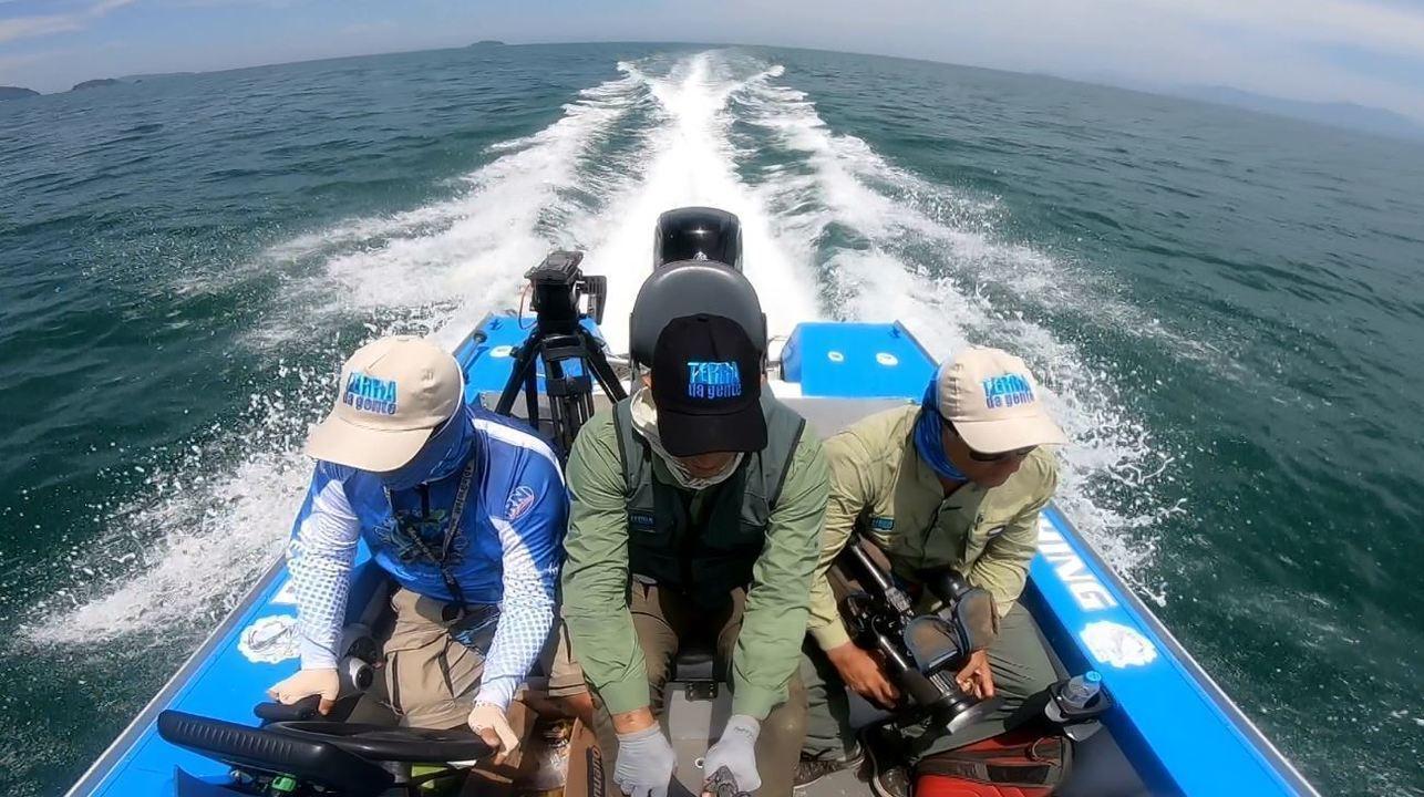 Pesca em Paraty