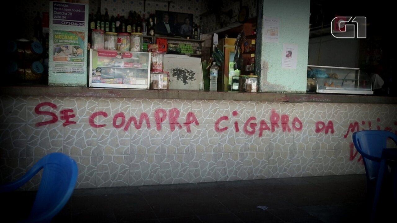 Milicianos que atuam em Niterói estariam 'terceirizando' a mão de obra de traficantes