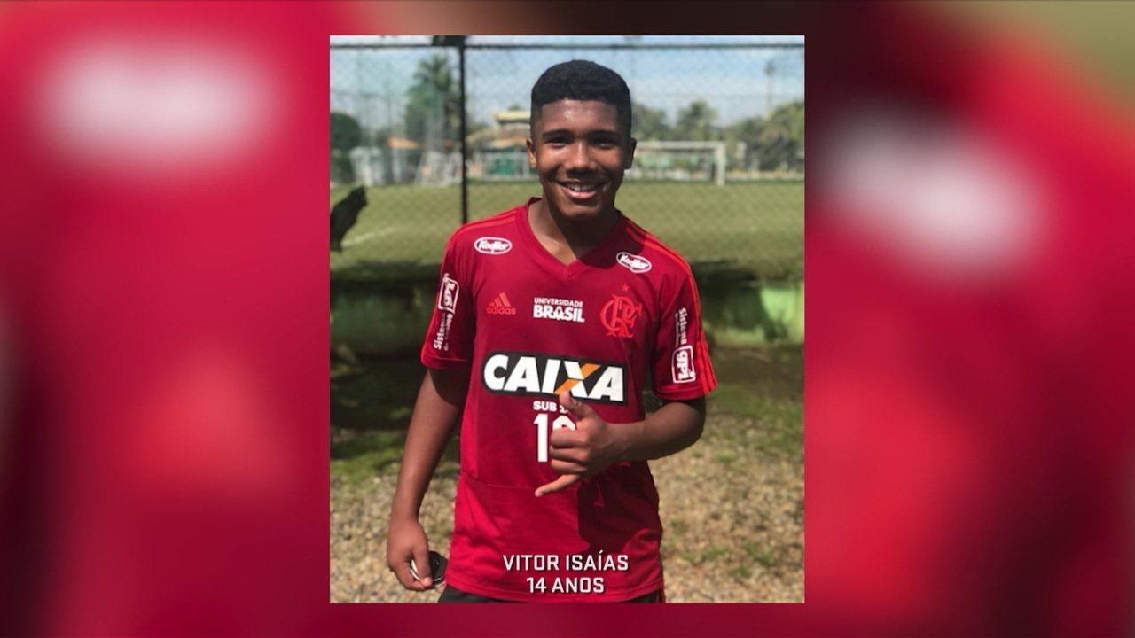 Troca de Passes homenageia vítimas do incêndio no CT do Flamengo