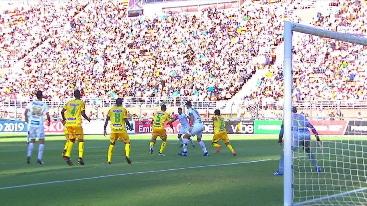 Melhores momentos: Santos 1 x 0 Mirassol pela 6ª rodada do Campeonato Paulista