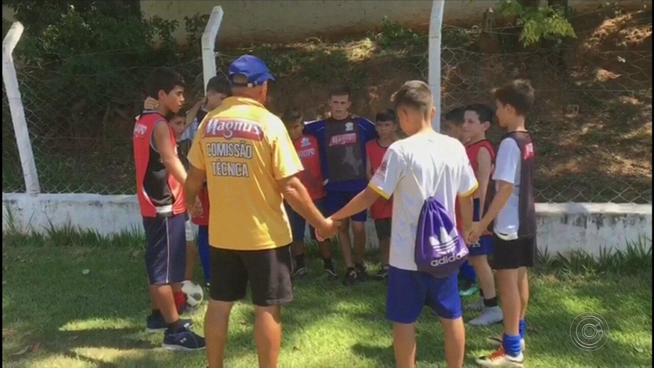 Amigos falam da dedicação ao futebol de garoto de Itararé morto em incêndio no Flamengo