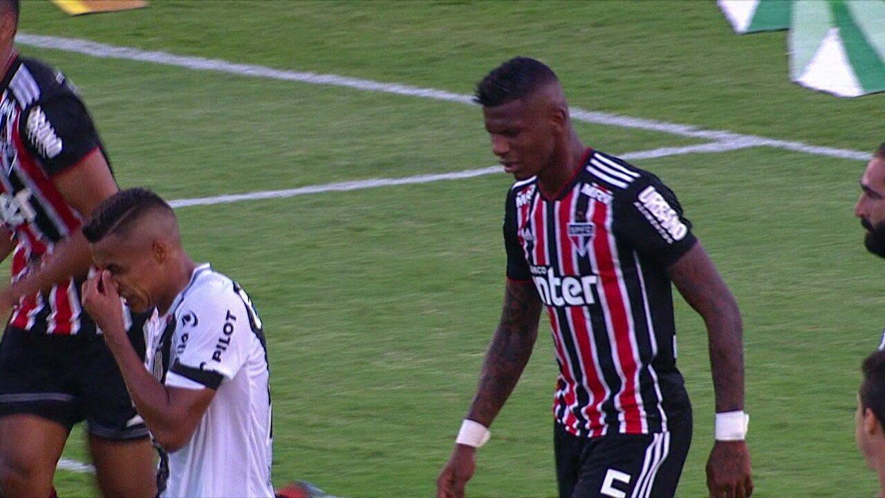 Melhores momentos: Ponte Preta 1 x 0 São Paulo pela 6ª rodada do Campeonato Paulista