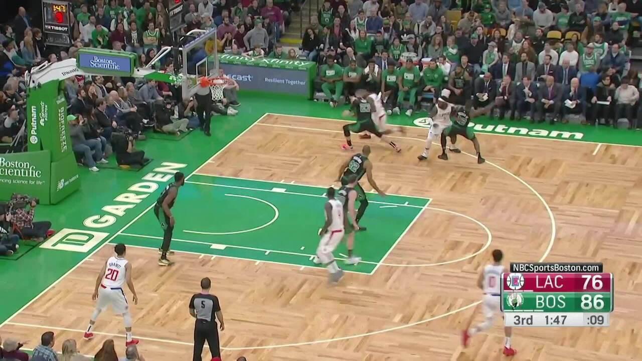 Melhores momentos: Los Angeles Clippers 123 x 112 Boston Celtics