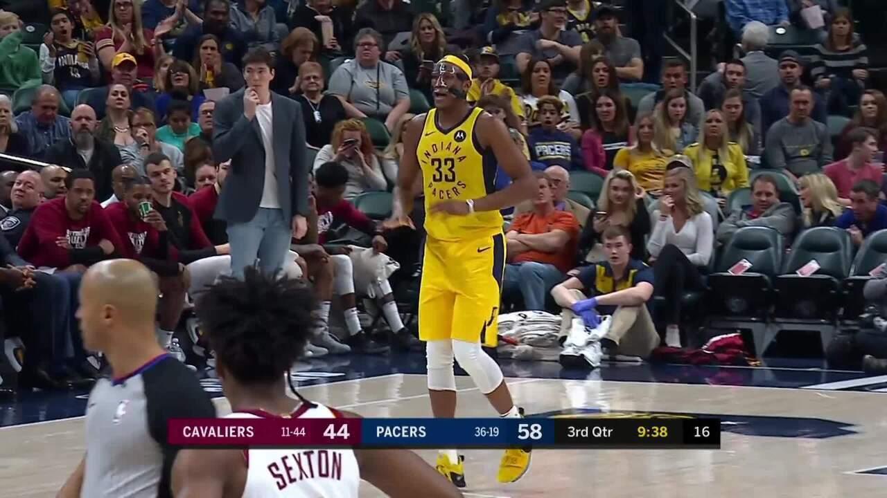 Melhores momentos: Indiana Pacers 105 x 90 Cleveland Cavaliers