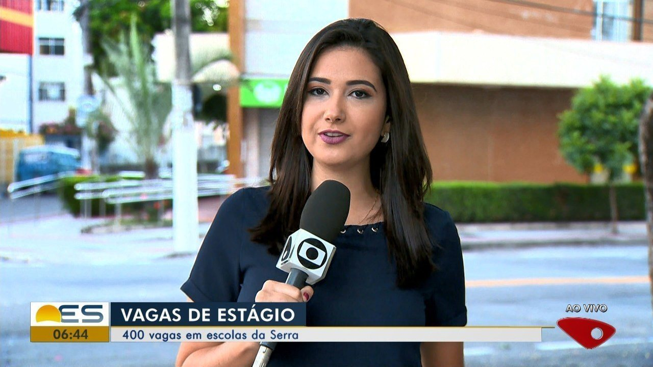 Escolas da Serra, ES, têm 400 vagas abertas de estágio