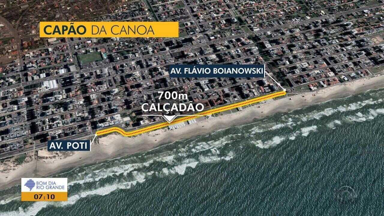 Prefeitura de Capão da Canoa proíbe venda e consumo de bebida alcoólica no calçadão