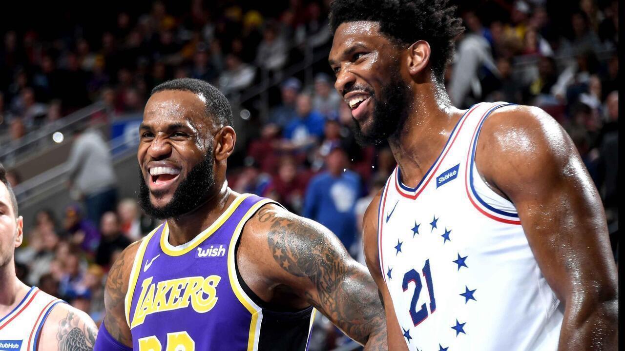 Melhores momentos: Los Angeles Lakers 120 x 143 Philadelphia 76ers pela NBA