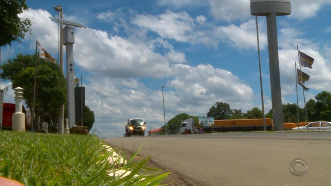 Pardais e lombadas eletrônicas seguem fora de operação em rodovias federais do RS