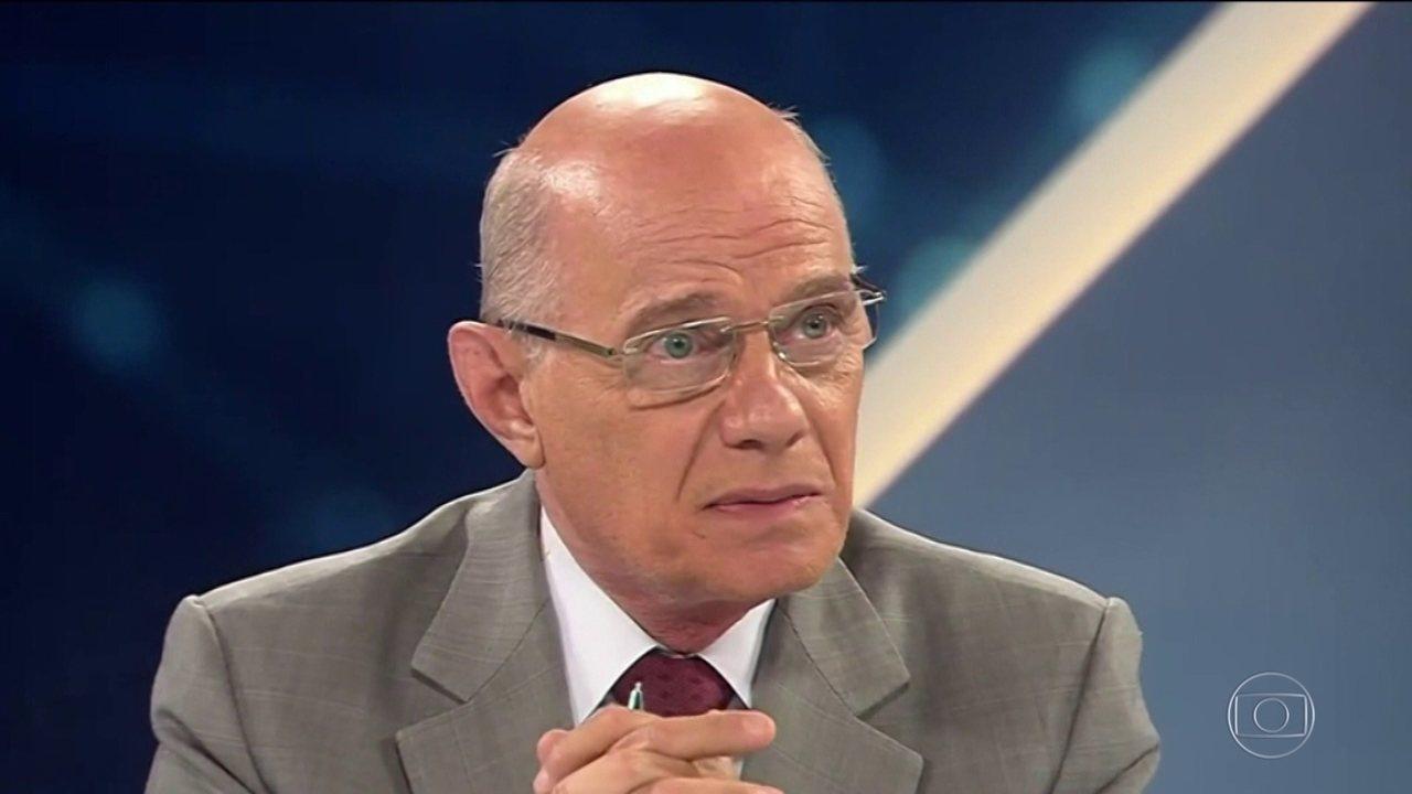 Ricardo Boechat começou no jornalismo na coluna de Ibrahim Sued