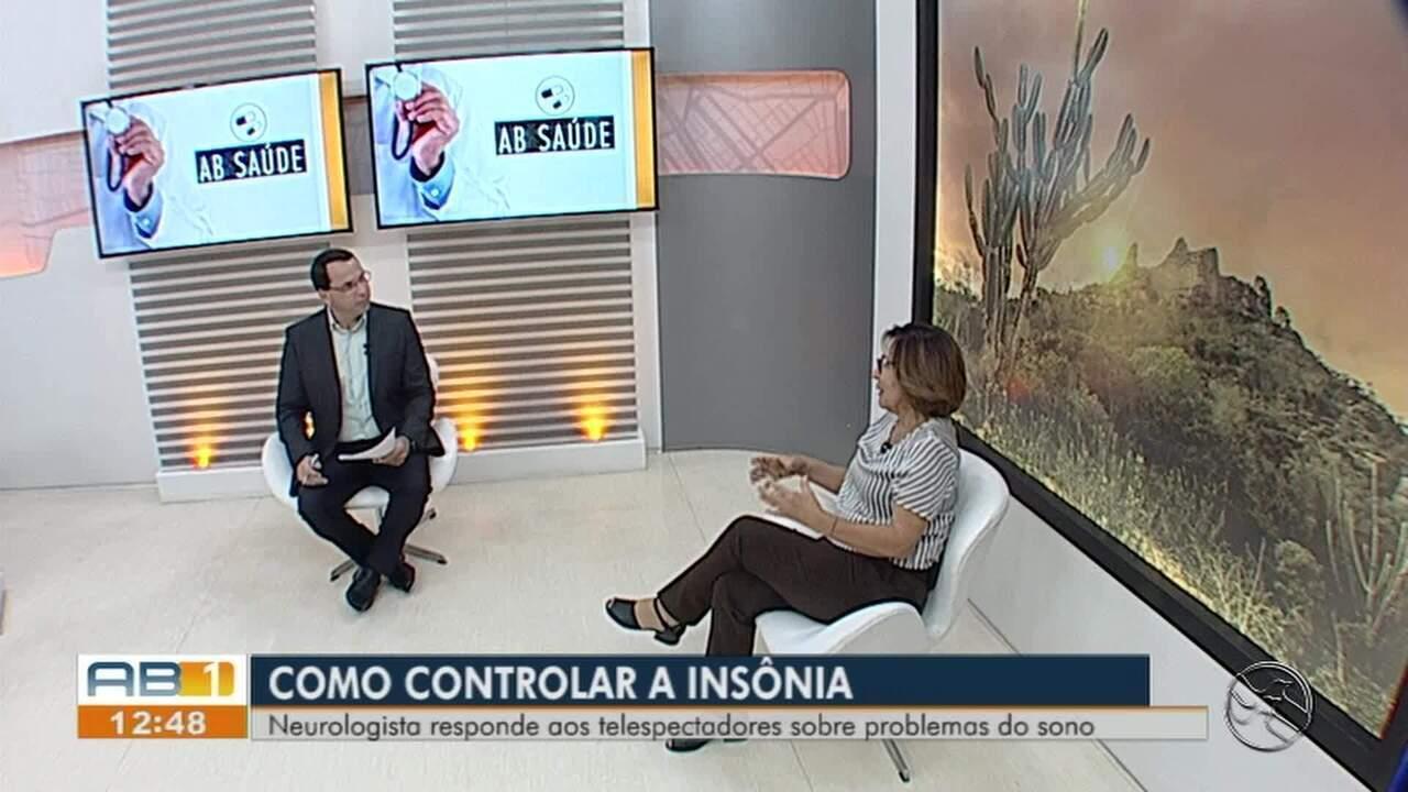 AB Saúde fala sobre insônia