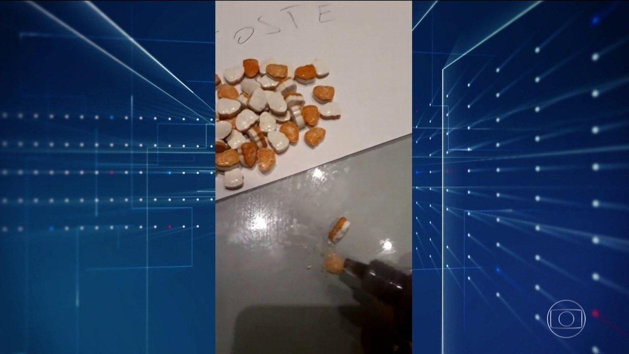 PF prende nove suspeitos de traficar drogas em rede social