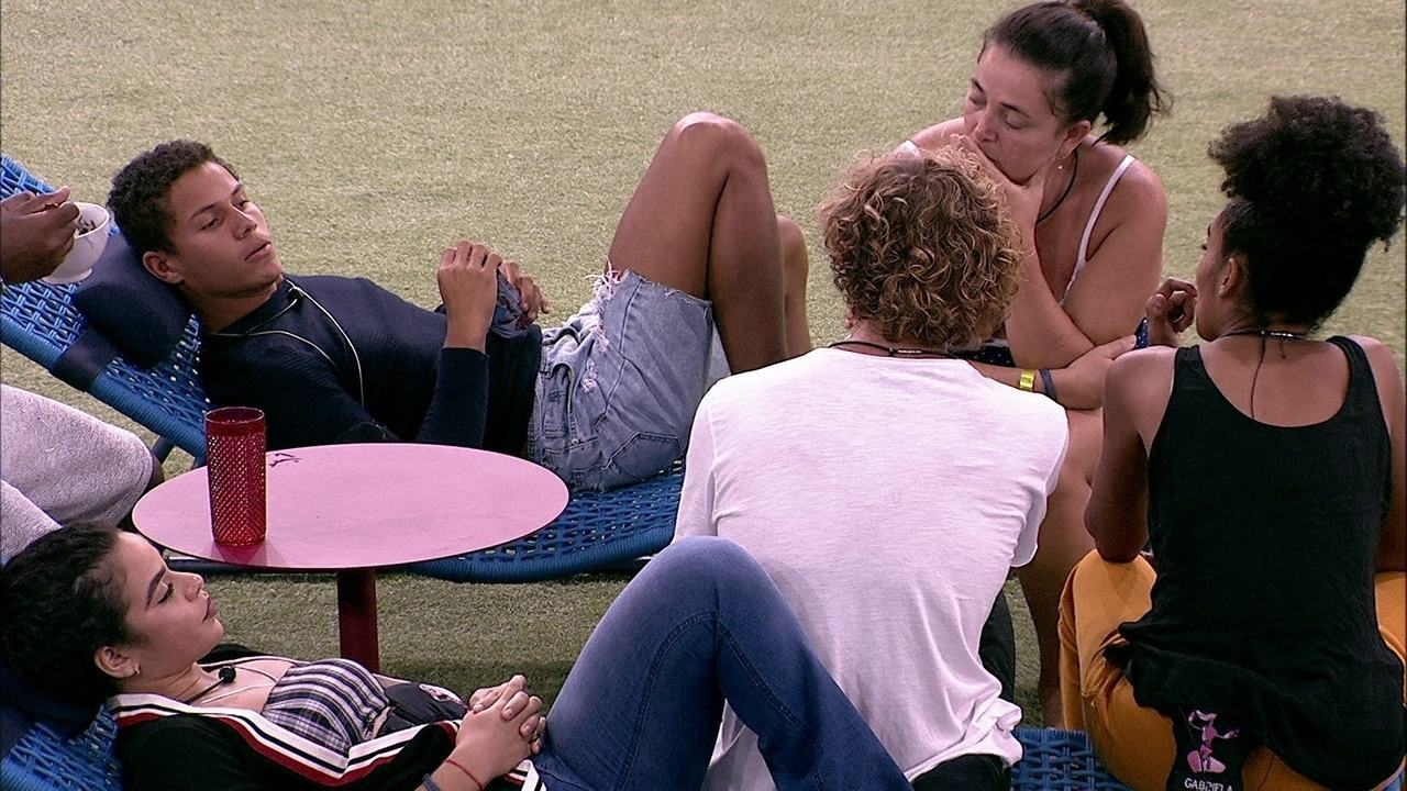 Danrley reflete sobre o jogo: 'Tem que criar relações de afeto'
