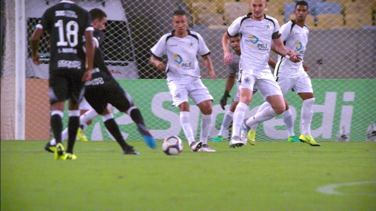 Melhores momentos de Vasco 3 x 0 Resende pela semifinal da Taça Guanabara 2019