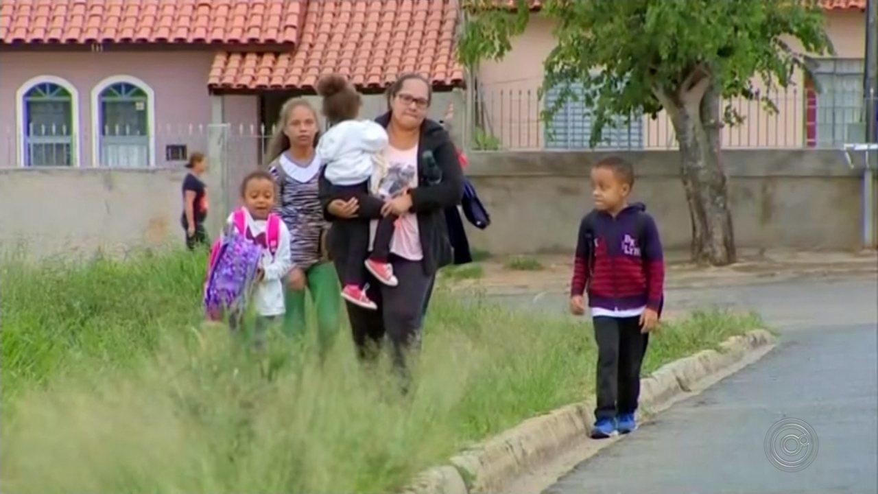 Transporte escolar fornecido pela prefeitura é suspenso em Pilar do Sul