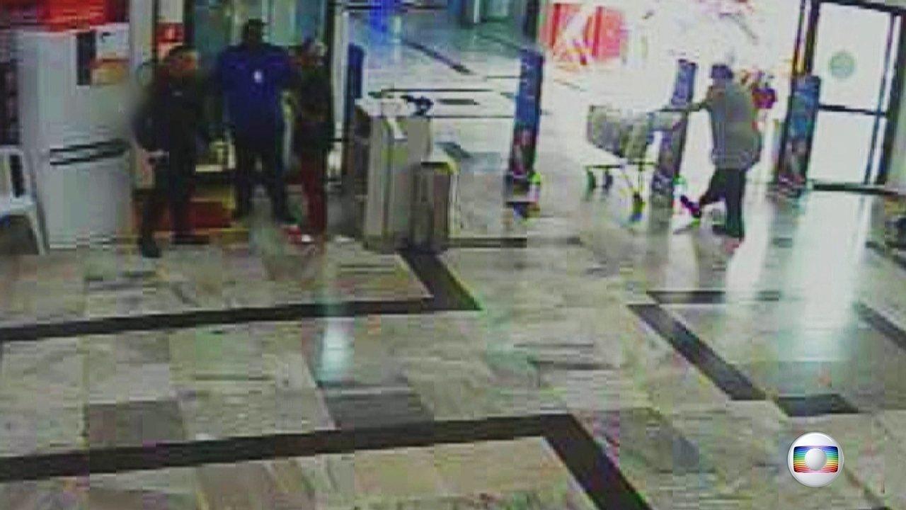Boletim: Imagens exclusivas mostram momento da confusão que levou a morte de jovem