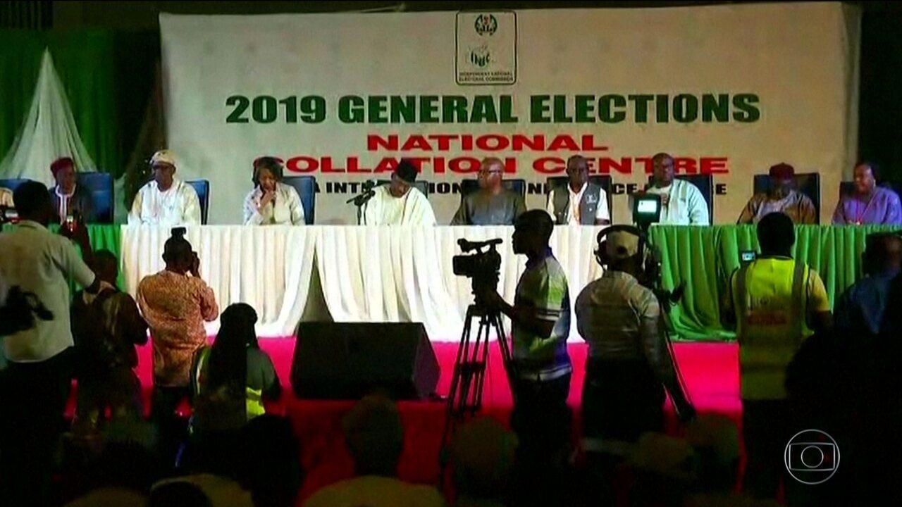 Nigéria adia eleições presidenciais