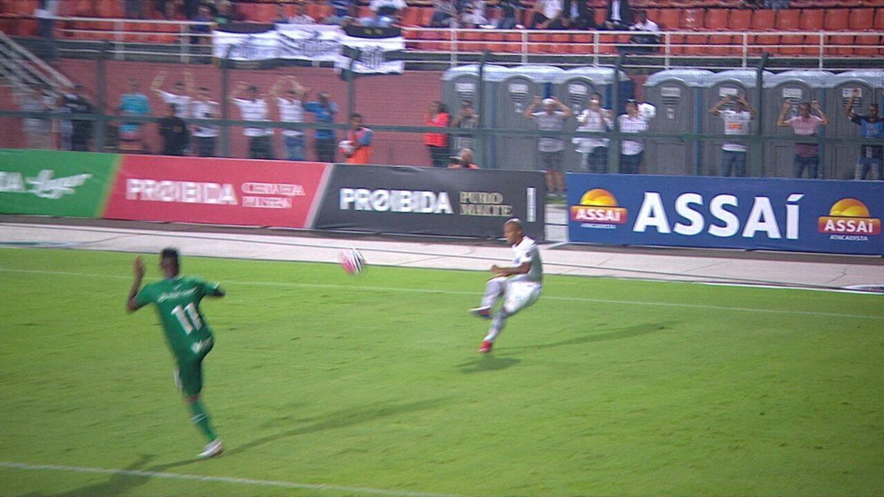 Melhores momentos de Santos 3 x 0 Guarani pela 7ª rodada do Campeonato Paulista