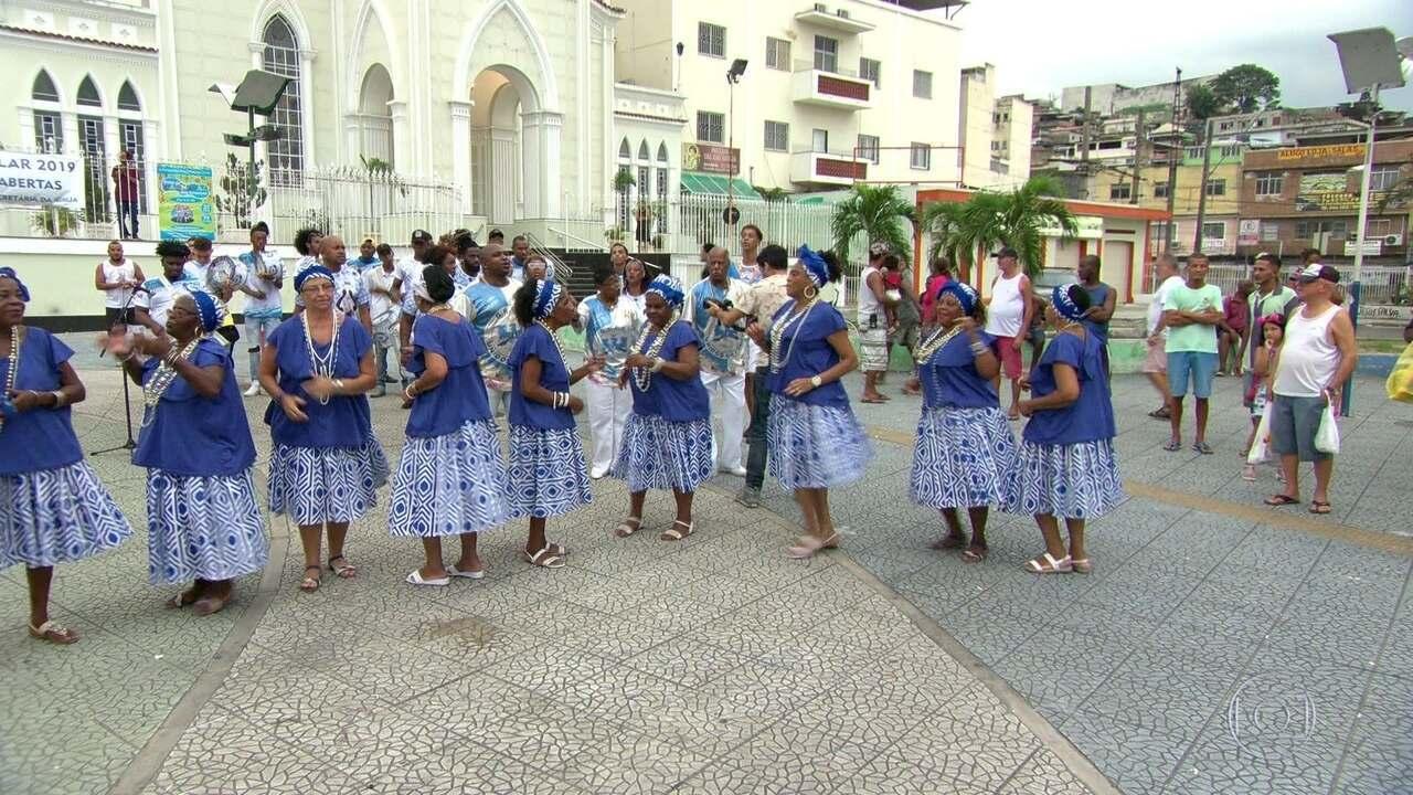 Enredos da 'Série A' apresenta as escolas Unidos da Ponte e Acadêmicos do Cubango