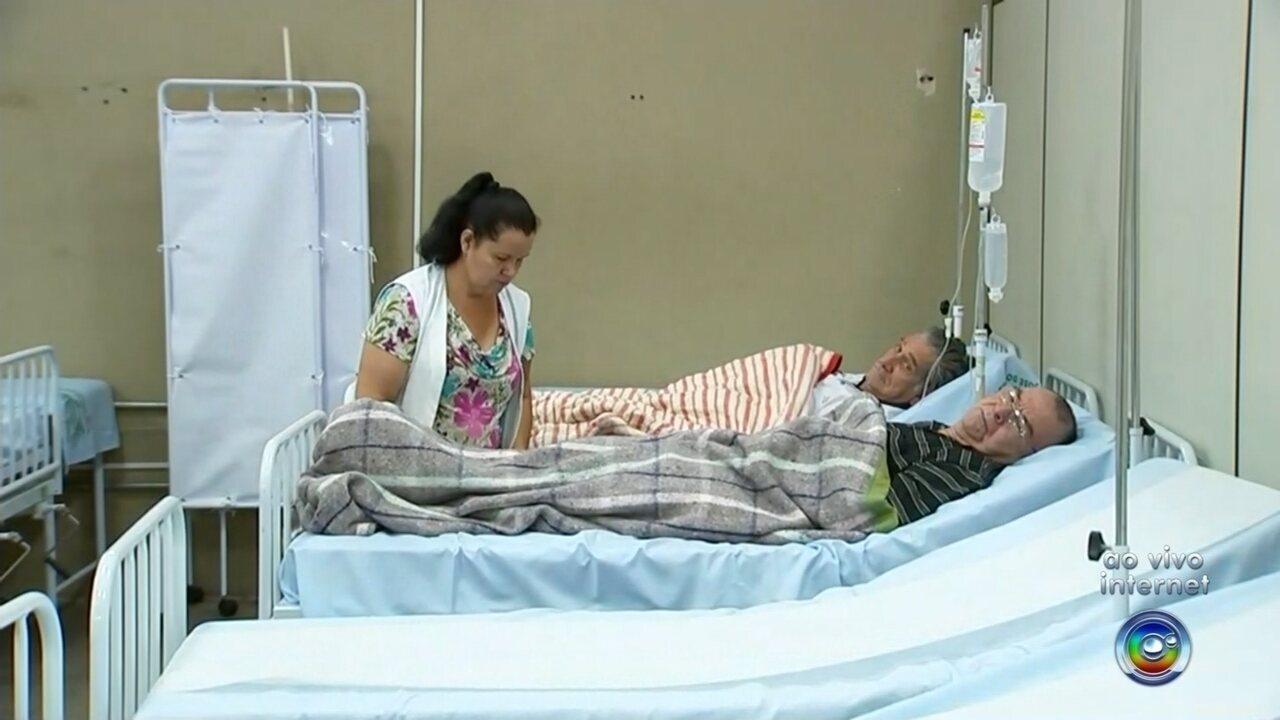Centro de hidratação contra a dengue começa a funcionar em Rio Preto
