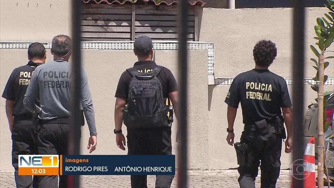 PF prende autoridades e empresários em ação contra desvios em ministério e Sistema S