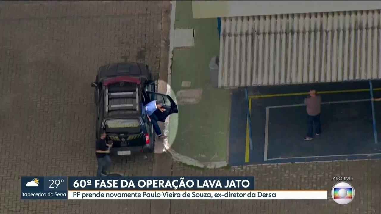 PF prende ex-diretor da Dersa apontado como operador financeiro ligado ao PSDB