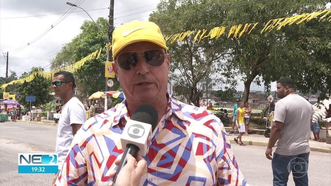 MPPE investiga prefeito que convocou comissionados para show de noiva cantora em Camaragibe