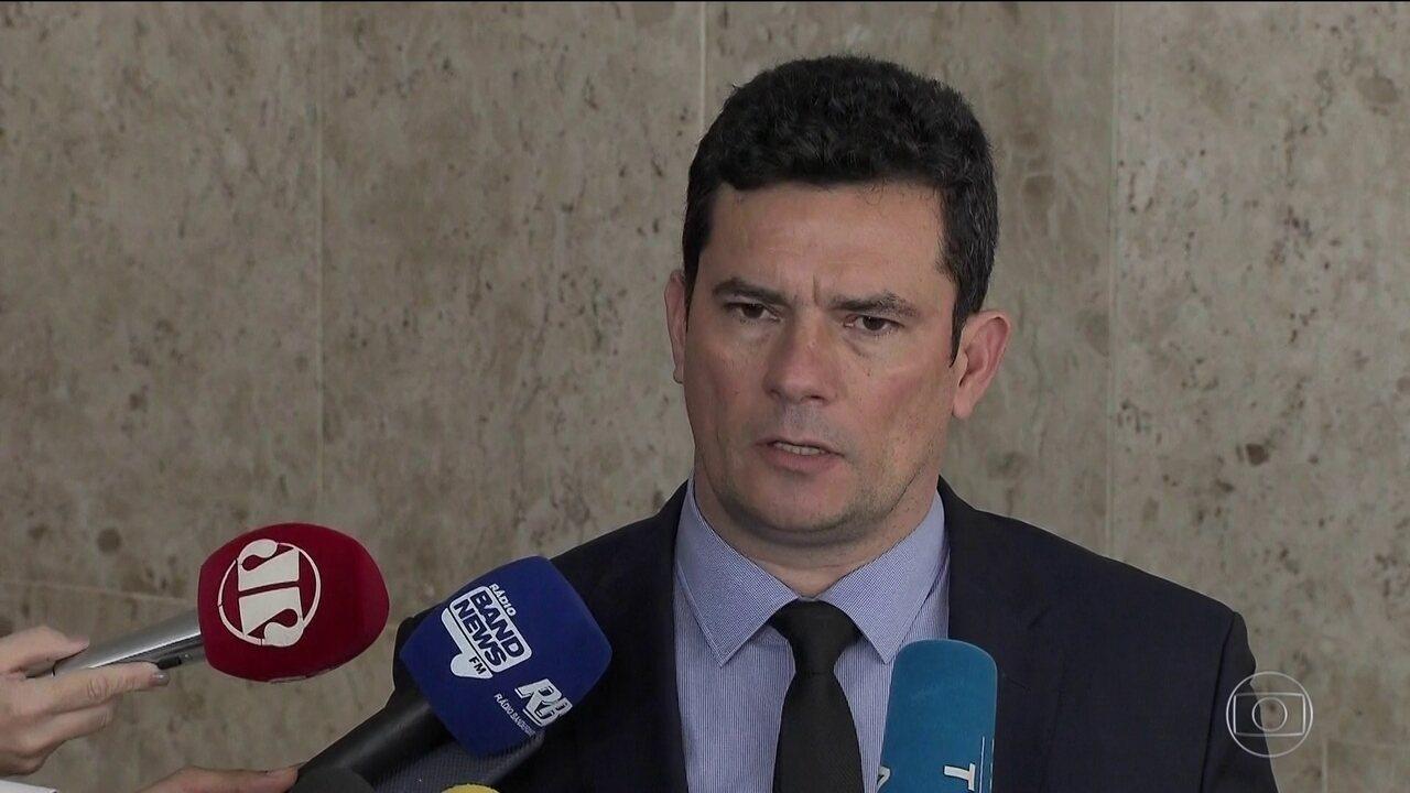 Sérgio moro reconhece motivação política da separação do projeto que criminaliza o caixa 2