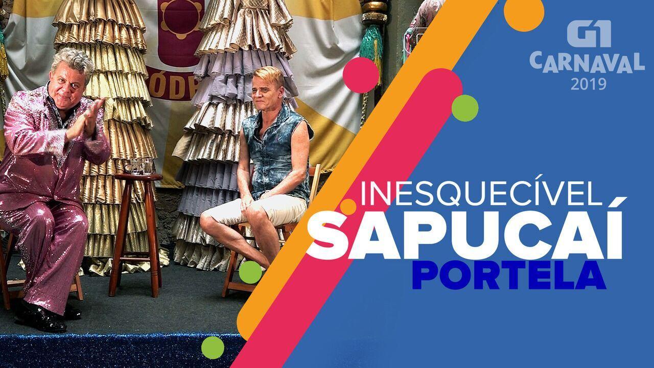 Inesquecível Sapucaí: Portela