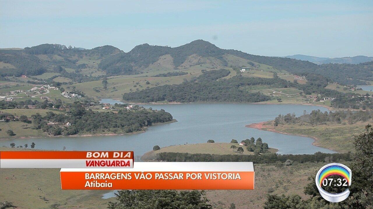 Três barragens da região vão passar por vistoria da ANA