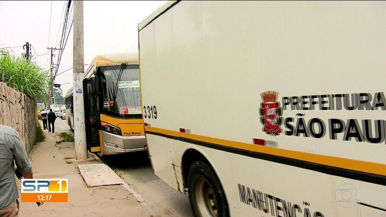 Cinco empresas de ônibus interessadas na nova licitação têm dívidas totais de R$ 344 mi