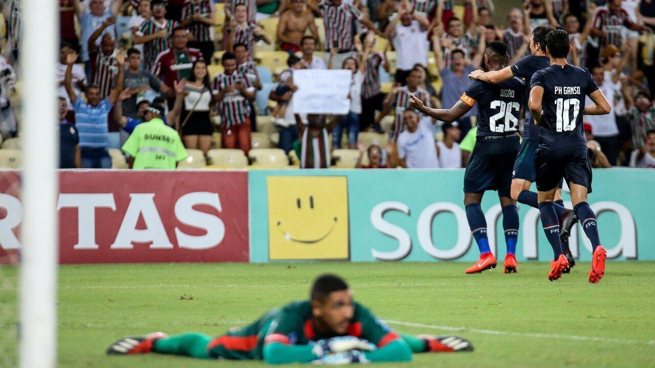 Melhores momentos: Bangu 0 x 2 Fluminense pelo Campeonato Carioca