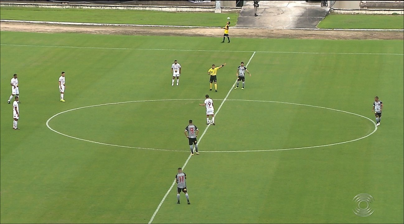 Confira os gols da vitória do Botafogo-PB sobre o Esporte de Patos no Almeidão