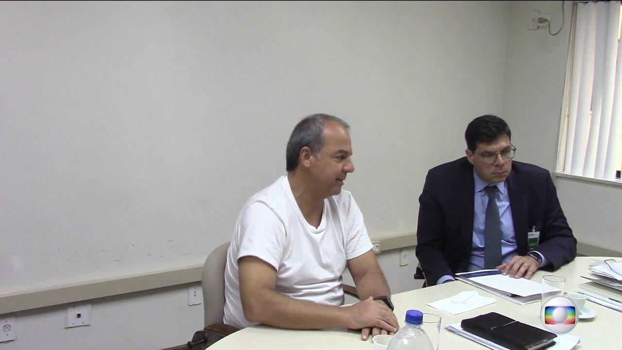 Cabral muda de advogado e agora admite que recebeu propina