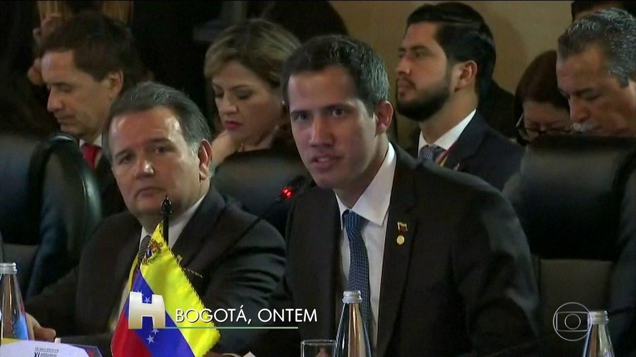 Nicolás Maduro diz que opositor Guaidó terá que enfrentar justiça caso retorne a Venezuela