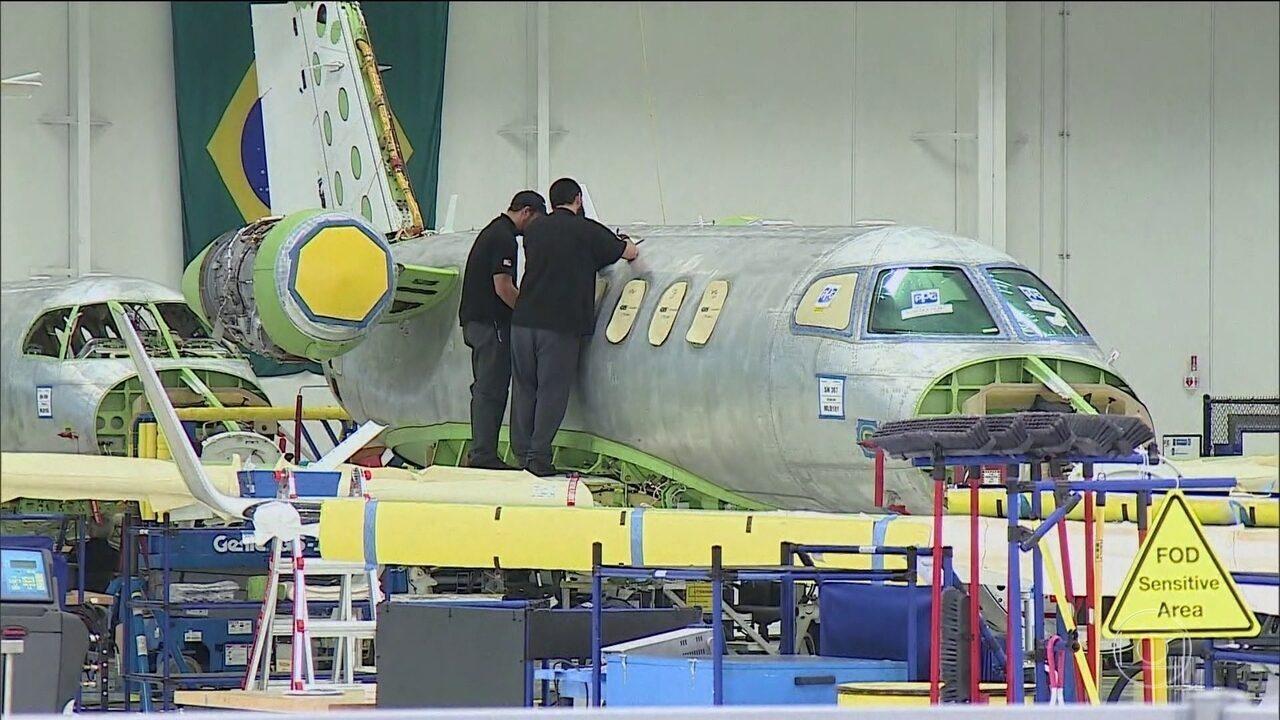 Em 2019, acionistas aprovaram fusão entre Embraer e Boeing