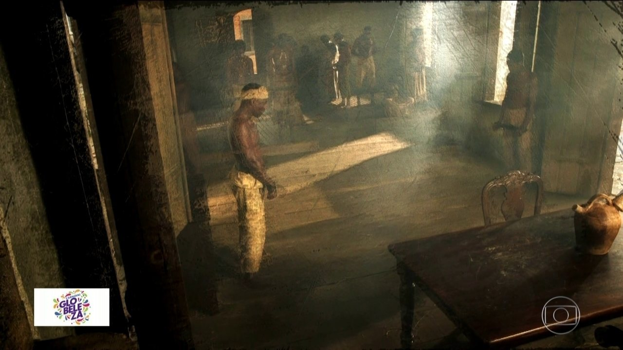 Enredo da Vai-Vai mostra que negros descendem de reis e não de escravos