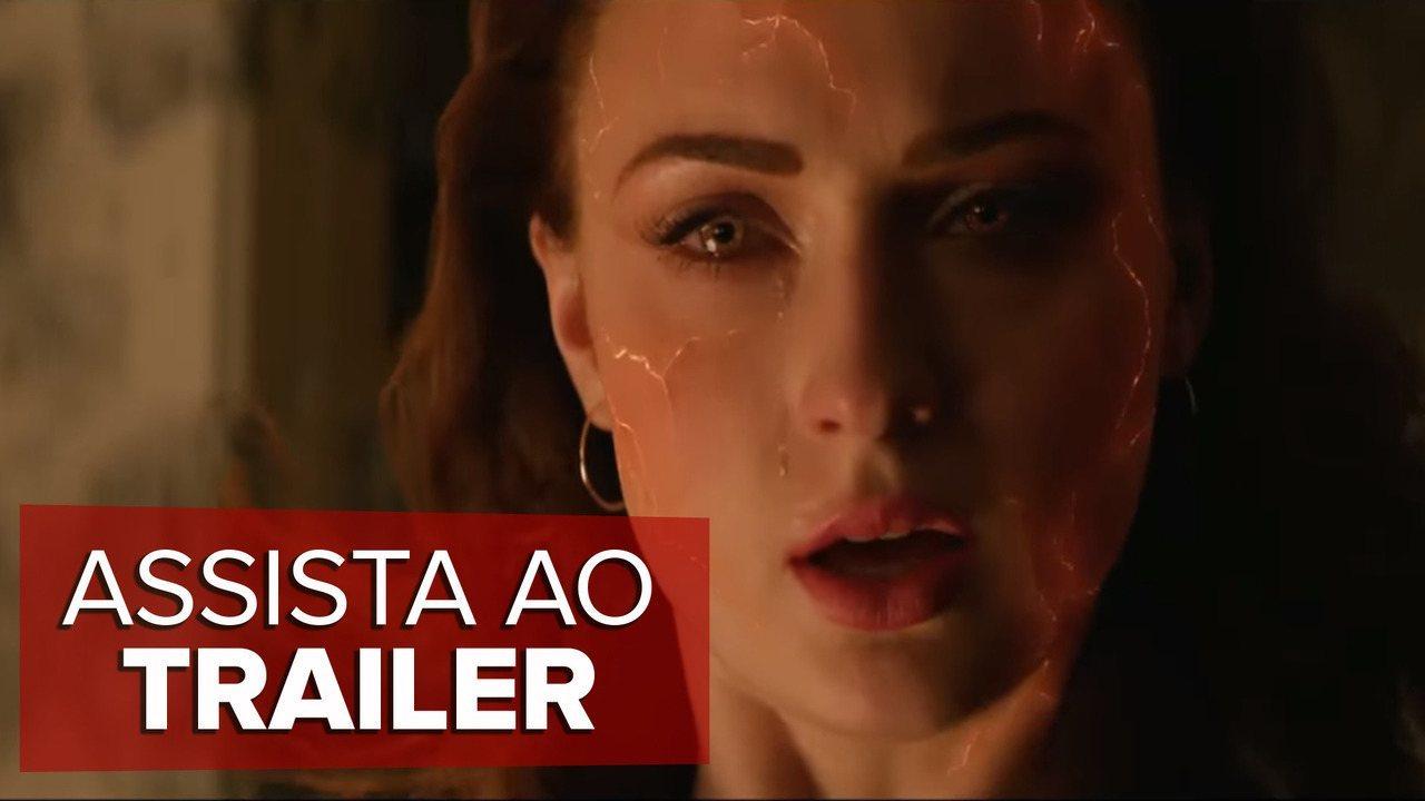 Assista ao trailer de X-Men: Fênix Negra