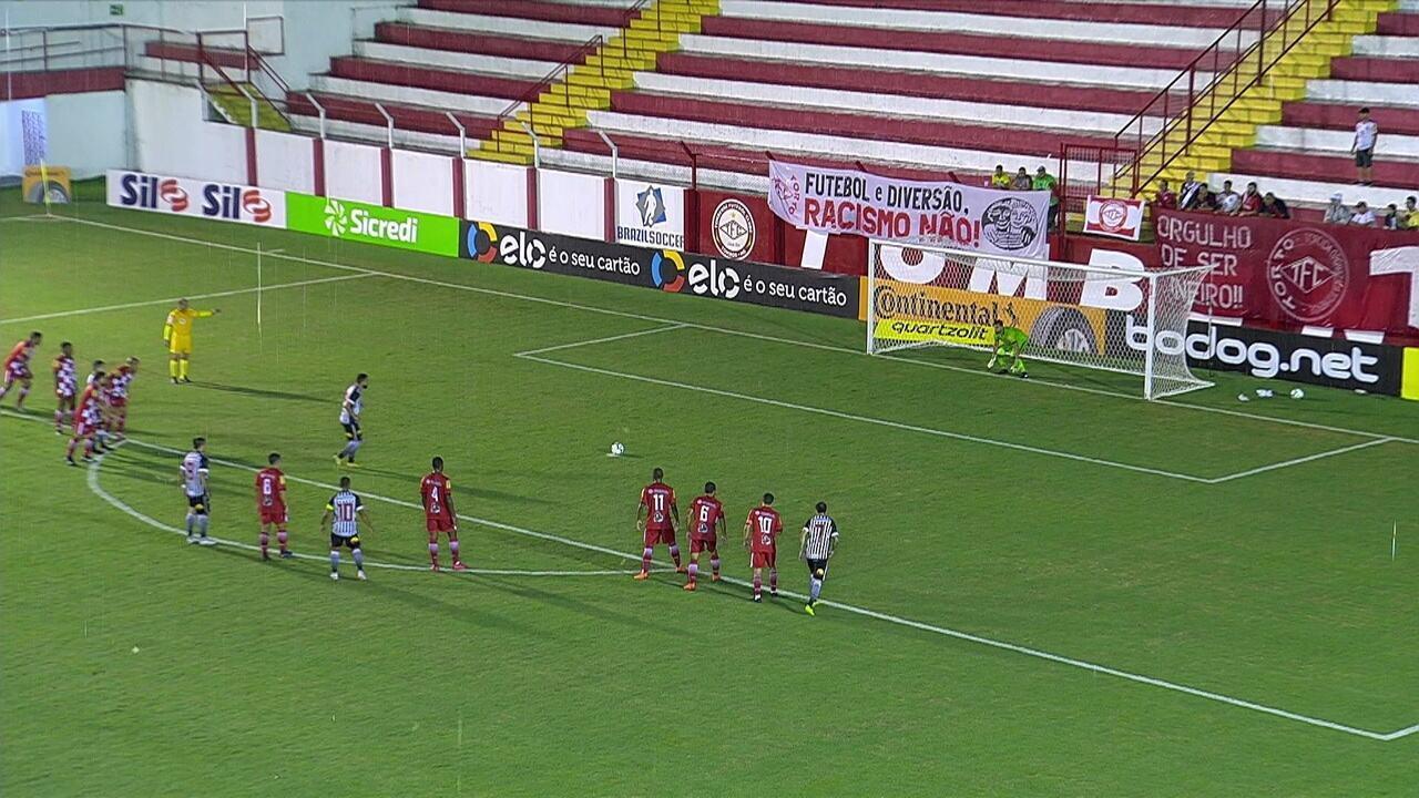 Melhores momentos de Tombense 2 (6) x (7) 2 Botafogo-PB pela Copa do Brasil