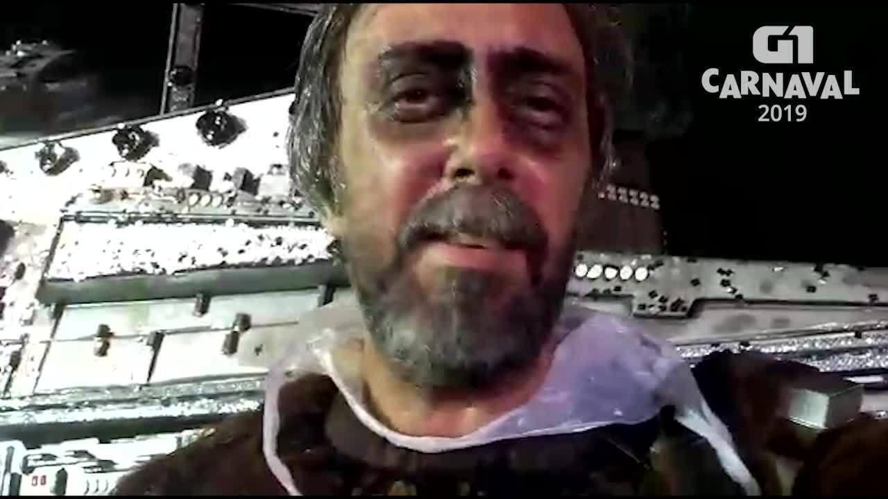 VÍDEO: Integrante que interpretu Chewbacca é fã de Star Wars
