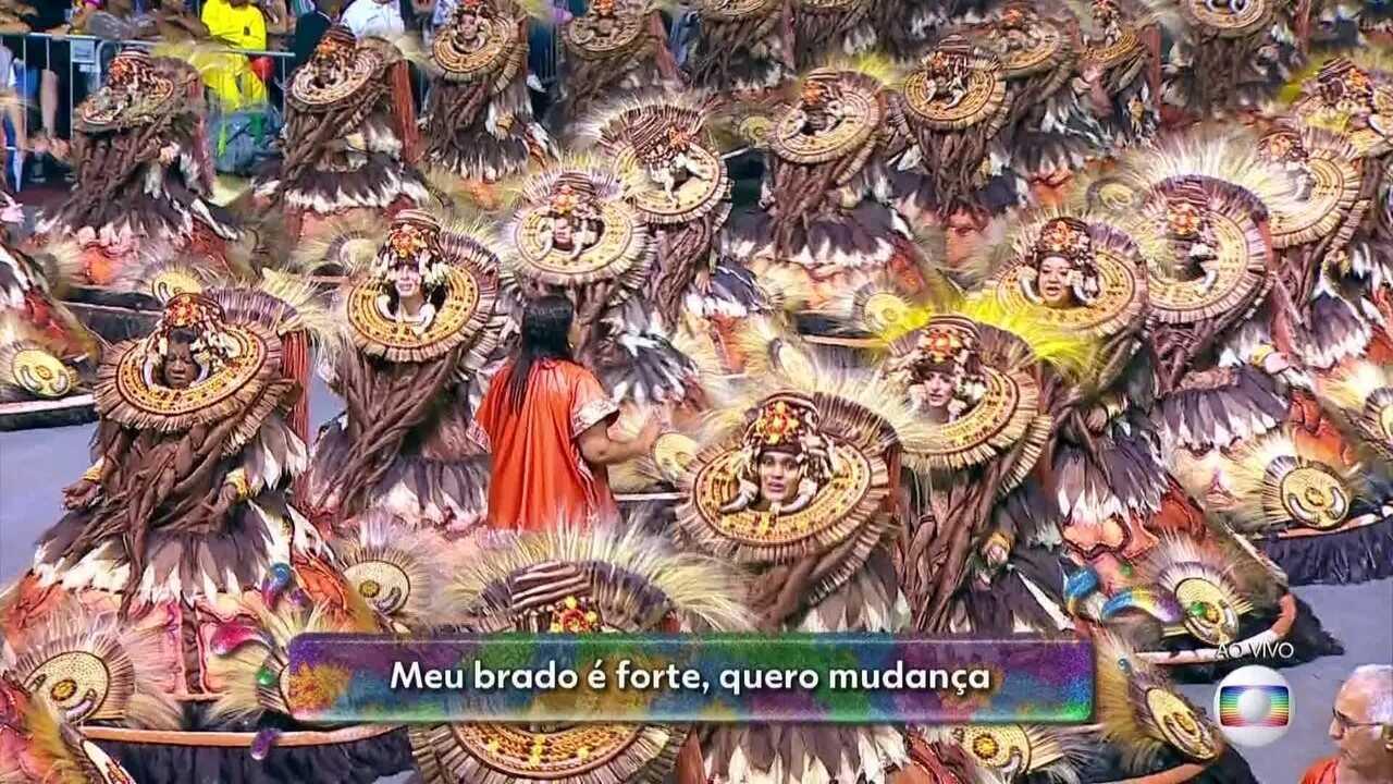 Confira a letra do samba-enredo da Acadêmicos do Tucuruvi
