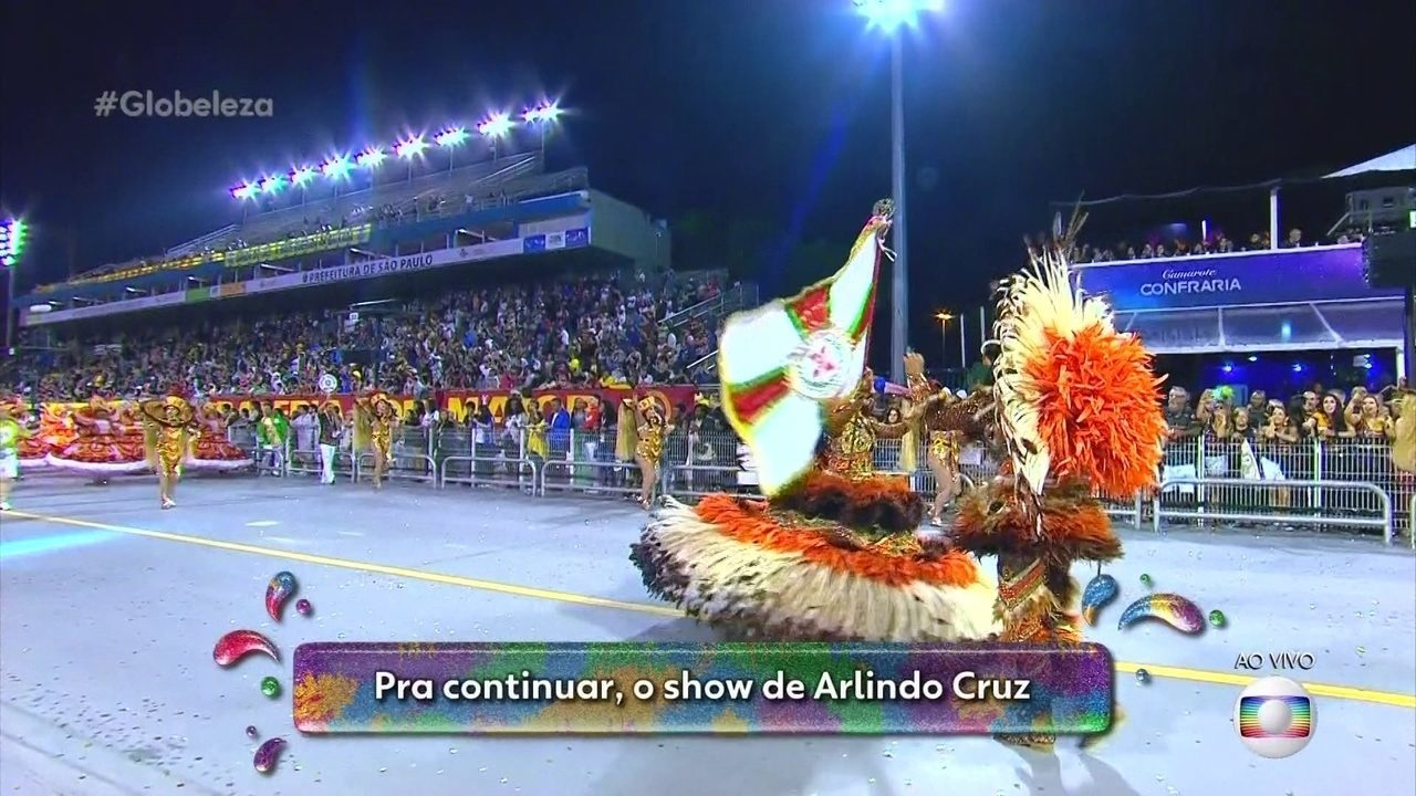 """""""Não subestime o filho de Xangô"""", diz samba-enredo da X-9 Paulistana"""