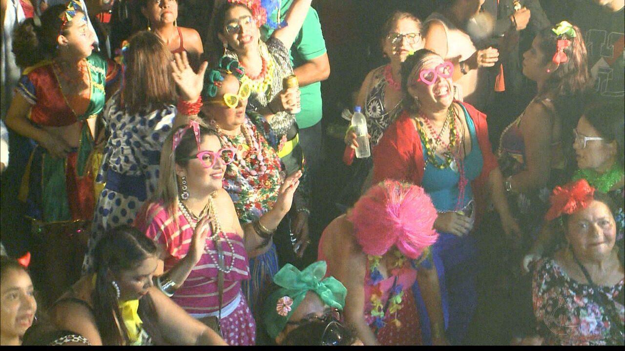 Confira como foi a festa do bloco Cafuçu nas ruas do Centro de João Pessoa