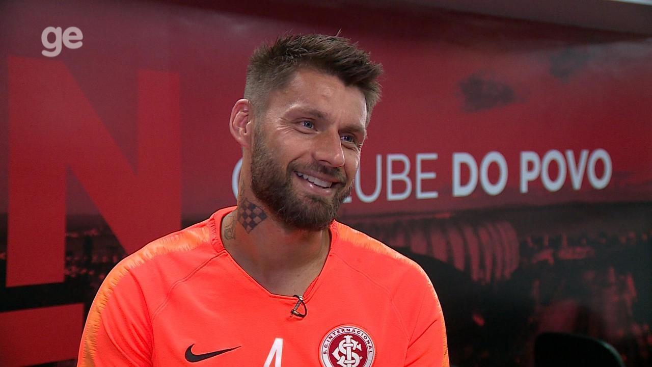 Rafael Sobis Fala Sobre Terceira Libertadores Pelo Inter E A Sua Importância Para O Time