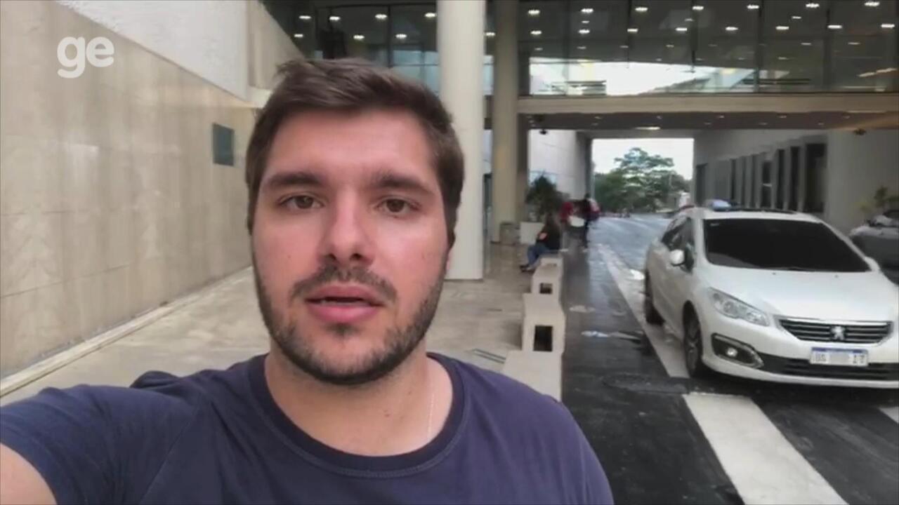 Diário do Grêmio na Libertadores: delegação gremista chega à Argentina para estreia